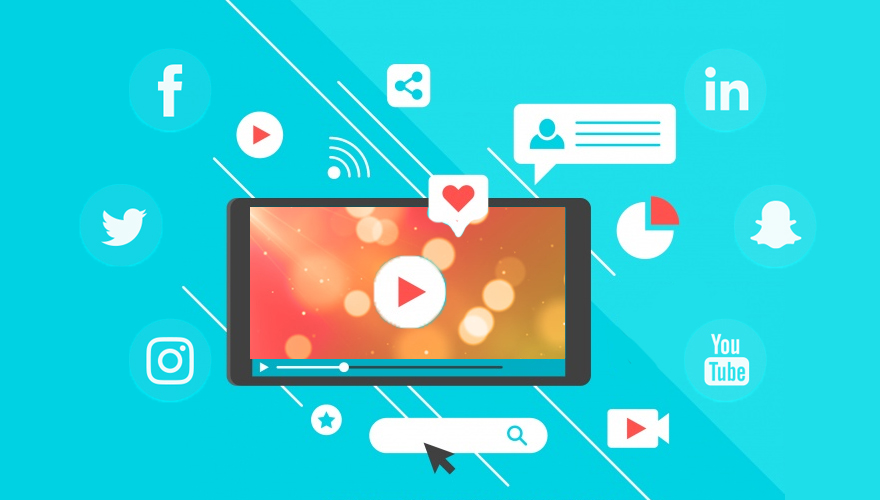 Promote Videos on Social Media Channels