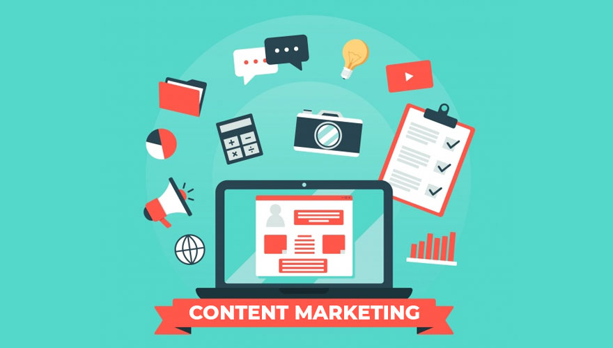 Effective Content marketing for Better Ranking