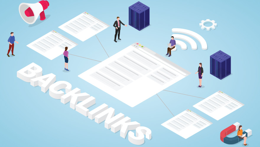 Importance of Backlinks for SEO
