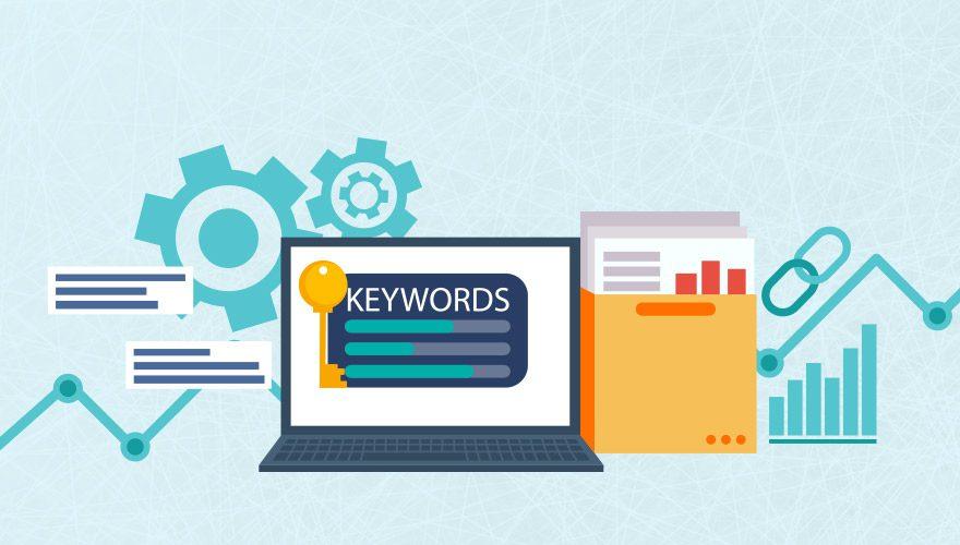 rank keywords in 10 Steps