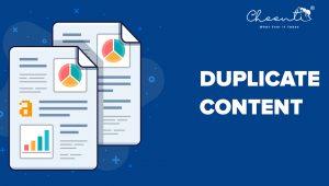Check Duplicate Content